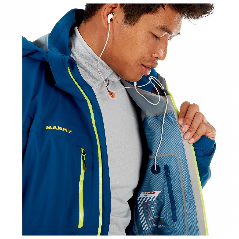 Mammut Stoney Hs Jacket Ski Jacket Men S Buy Online