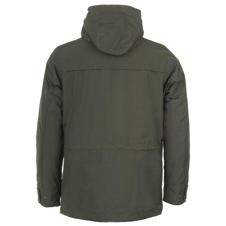 hot sale online 7b37c aee8c Jack Wolfskin - Bridgeport Bay Jacket - Winter jacket - Night Blue   M