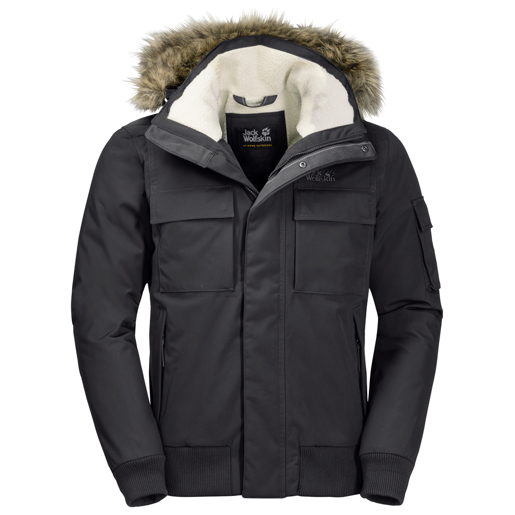 jack wolfskin brockton point winter jacket men 39 s free. Black Bedroom Furniture Sets. Home Design Ideas
