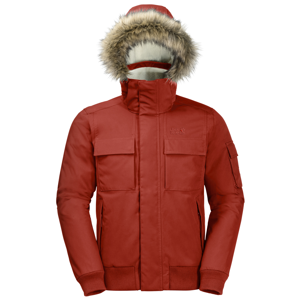 c9b8022a2c Jack Wolfskin Brockton Point - Winter Jacket Men's | Buy online |  Alpinetrek.co.uk
