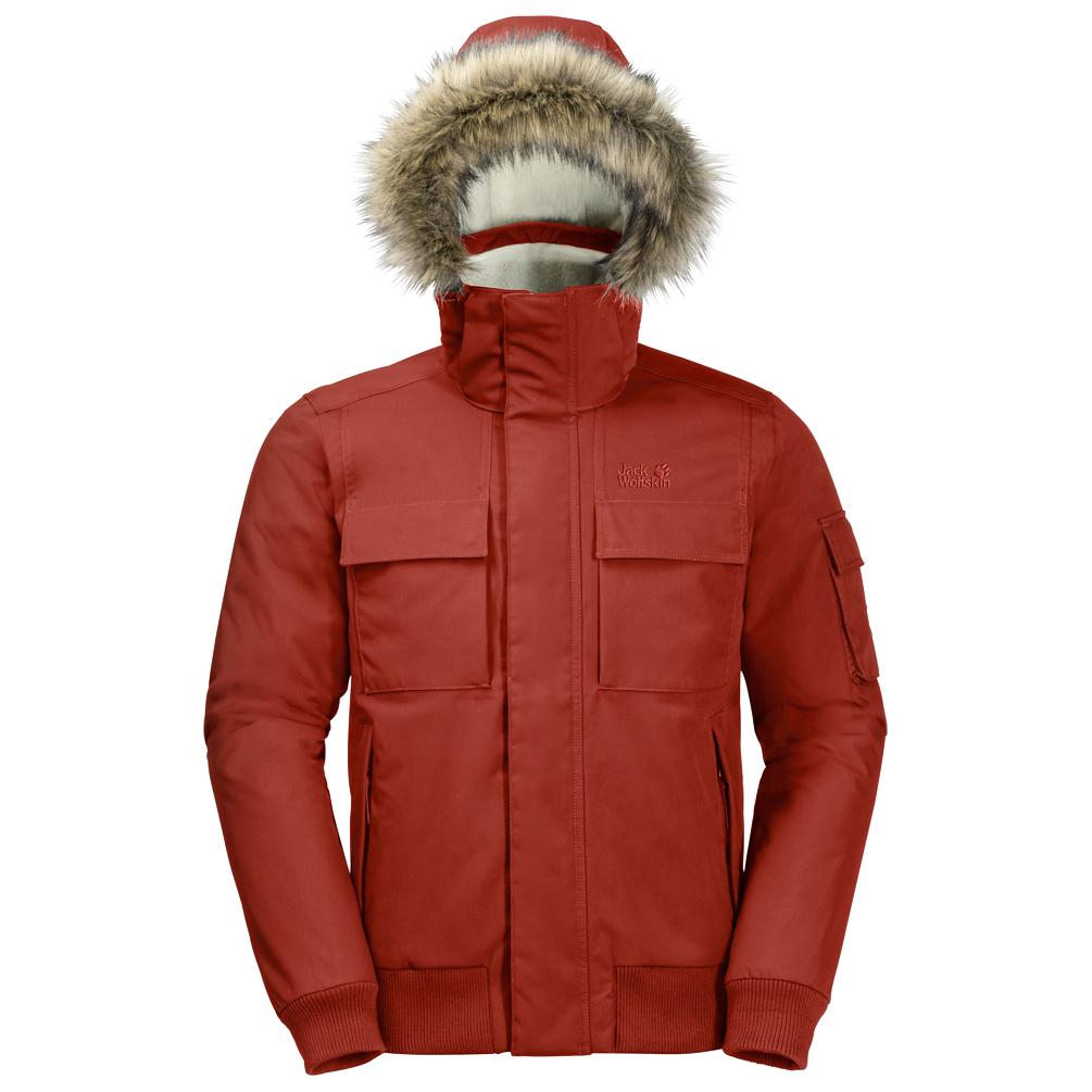 pierwsza stawka wybór premium świetne dopasowanie Jack Wolfskin Brockton Point - Winter jacket Men's | Buy ...