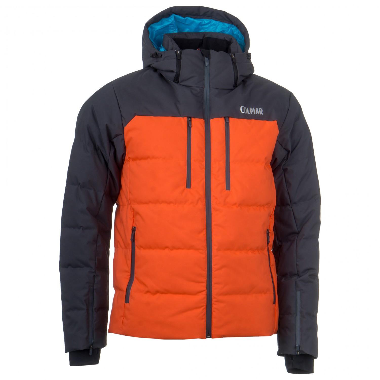 Homme Livraison Active De Ski Colmar Jacket Chamonix Down Veste Rnw8a