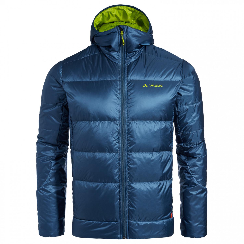 Vaude Kabru Hooded Jacket III Down jacket Deep Water | L