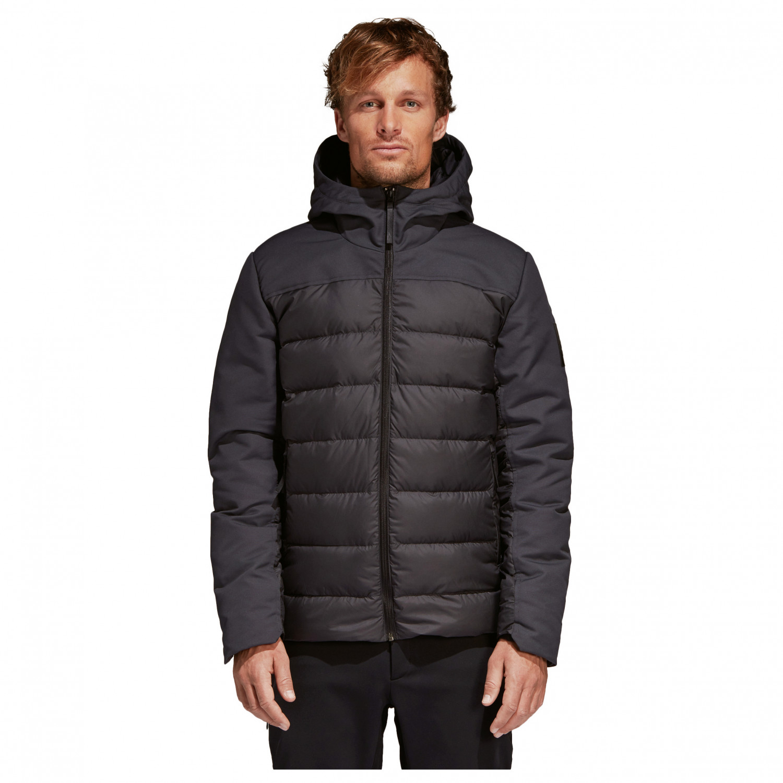 L L L S18 Doudoune Climawarm Jacket Carbon Adidas Adidas Adidas xRFUqw