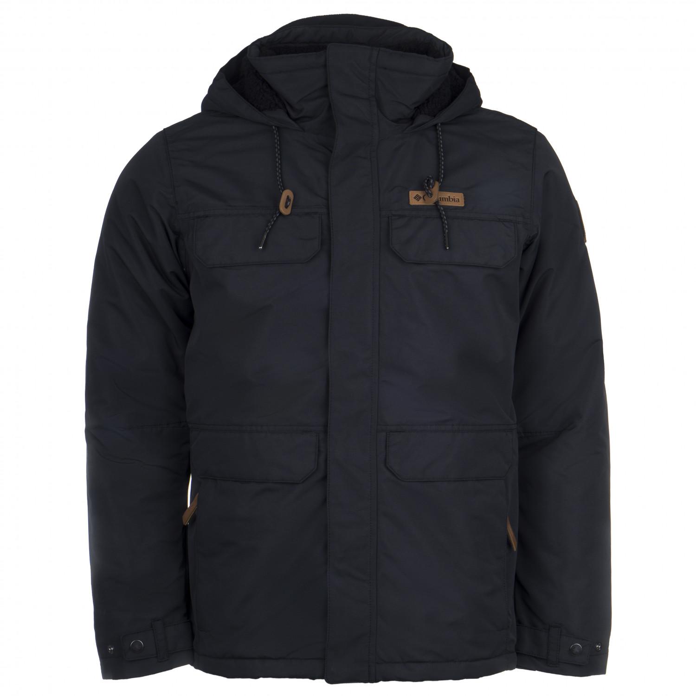 Columbia South Canyon Lined Jacket Winterjacke Black   M