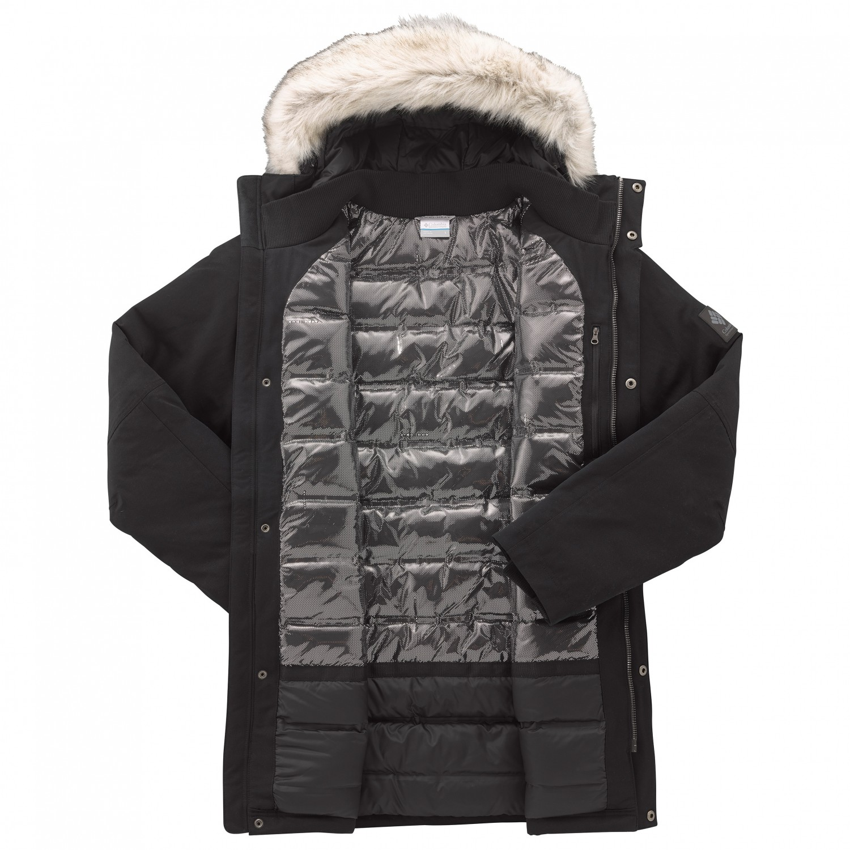 Columbia Sundial Peak Jacket Veste hiver Homme | Achat en