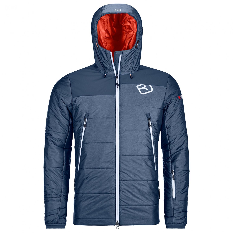 Ortovox Jacket Veste Verbier Homme Swisswool Livraison De Ski rEq7ra