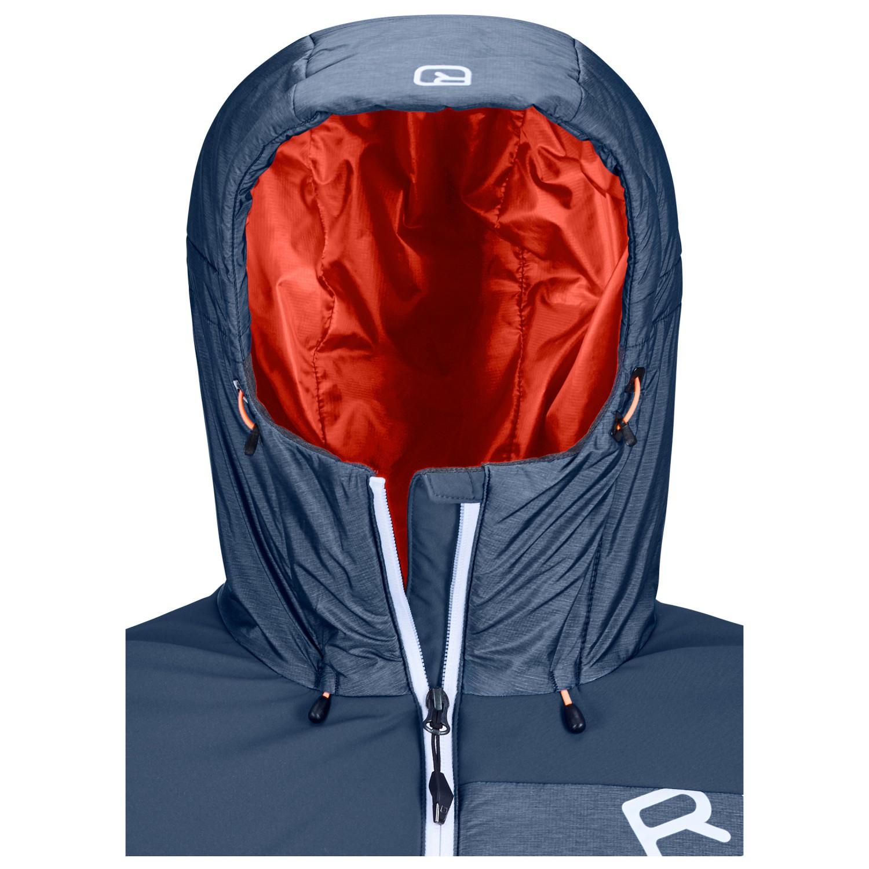 537e704214bb Ortovox Swisswool Verbier Jacket - Ski jacket Men s   Free EU ...