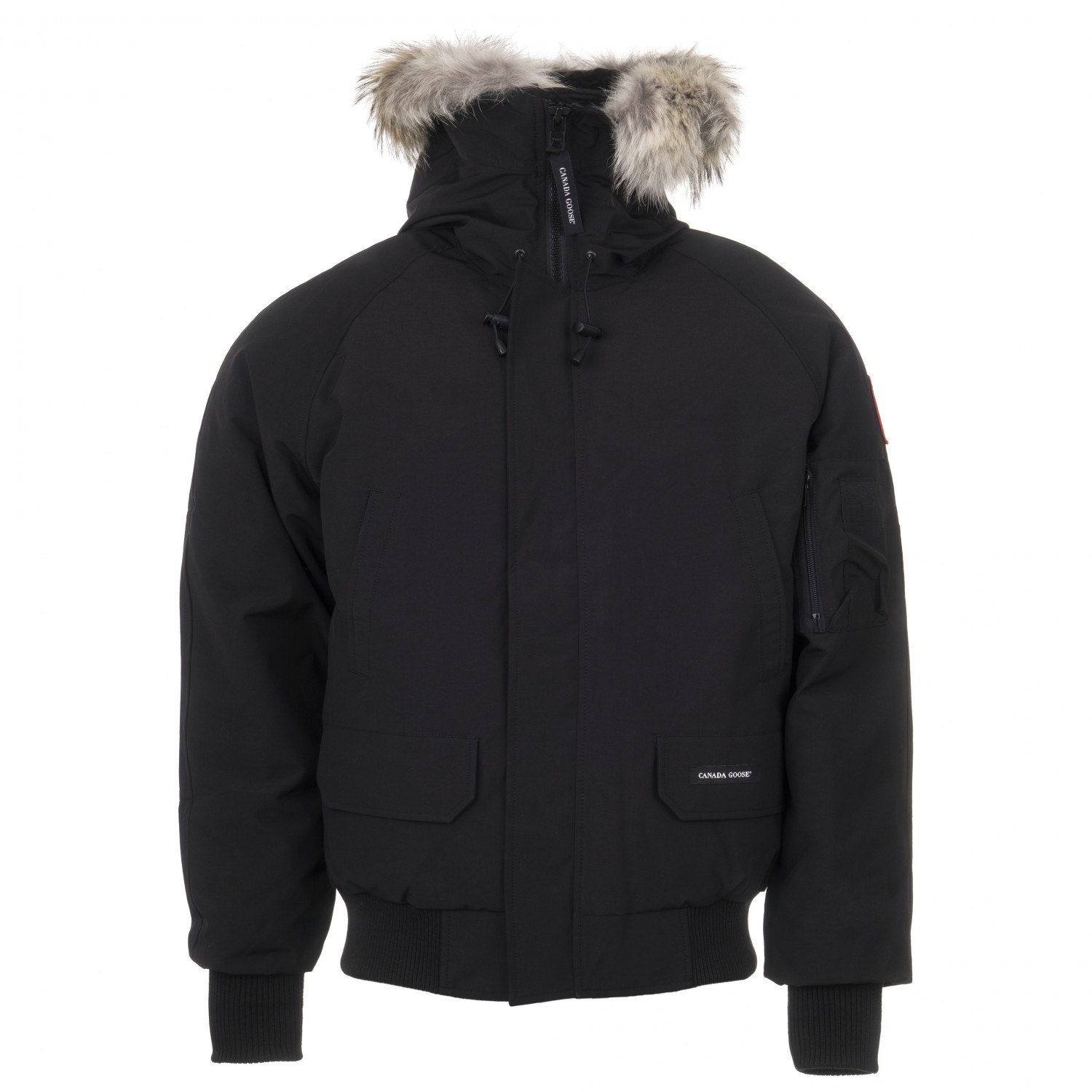 canada goose chilliwack bomber winterjacke herren versandkostenfrei. Black Bedroom Furniture Sets. Home Design Ideas
