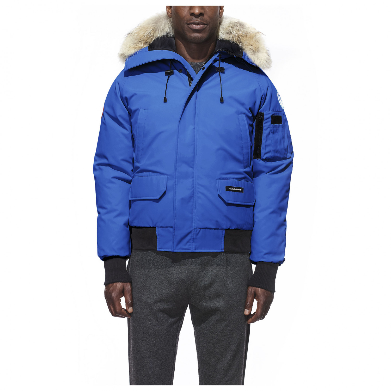 5c563c799b6 Canada Goose Chilliwack Bomber PBI - Winter Jacket Men's | Free UK ...