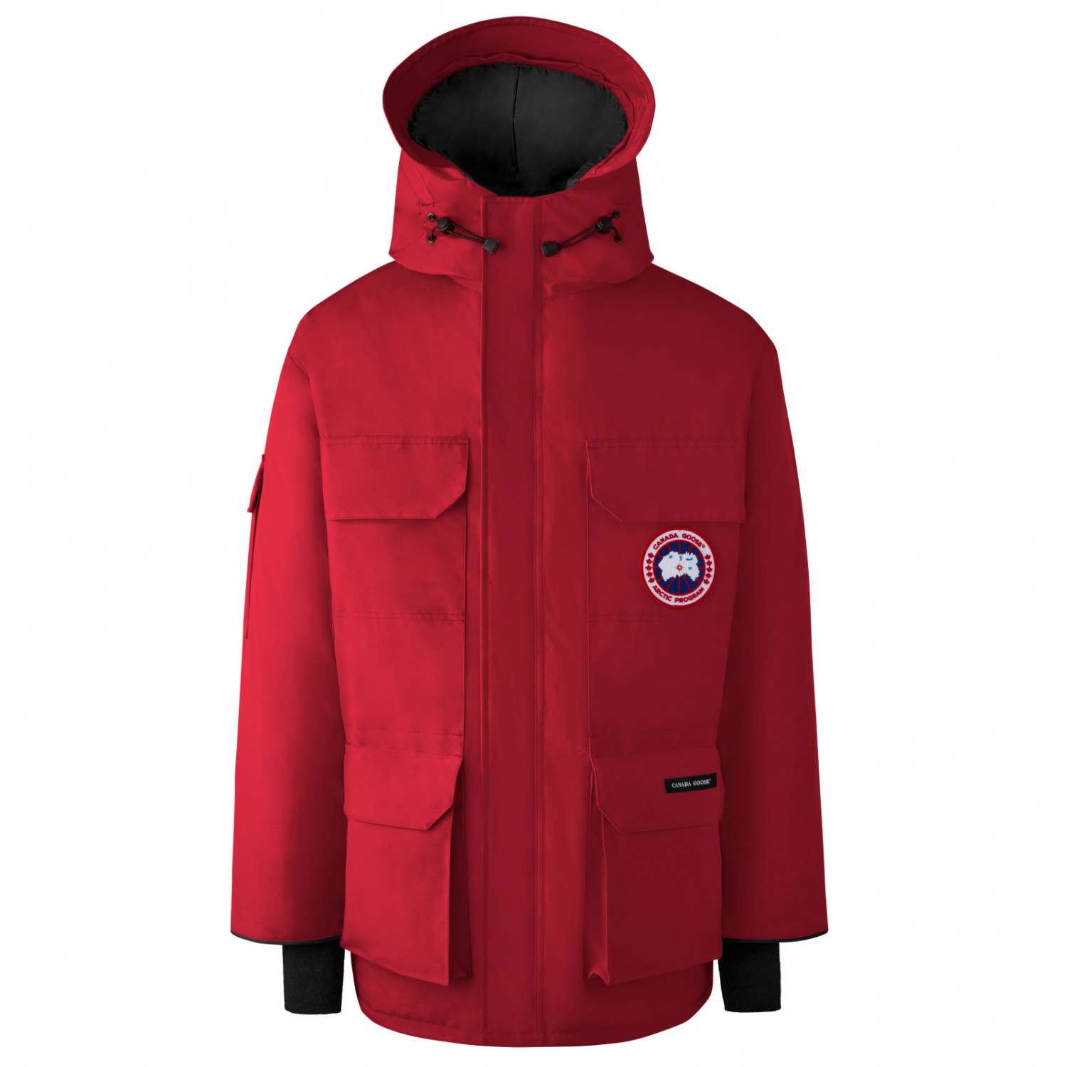 Canada Goose Expedition Parka Red Donne