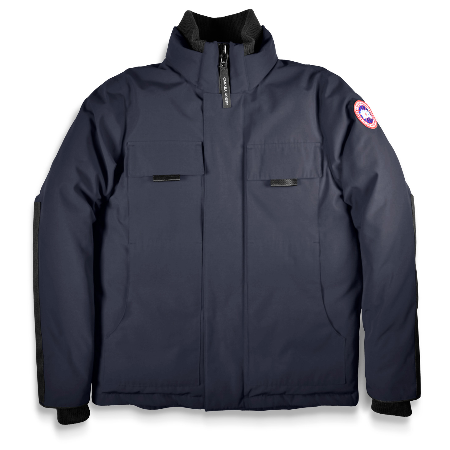 e86c1ed16f Canada Goose - Forester Jacket - Giacca in piumino - Black | XS