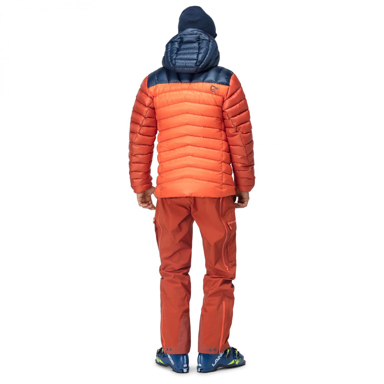 632b4a98 Norrøna Lyngen Down850 Hood Jacket - Dunjakke Herre | Med fri frakt ...