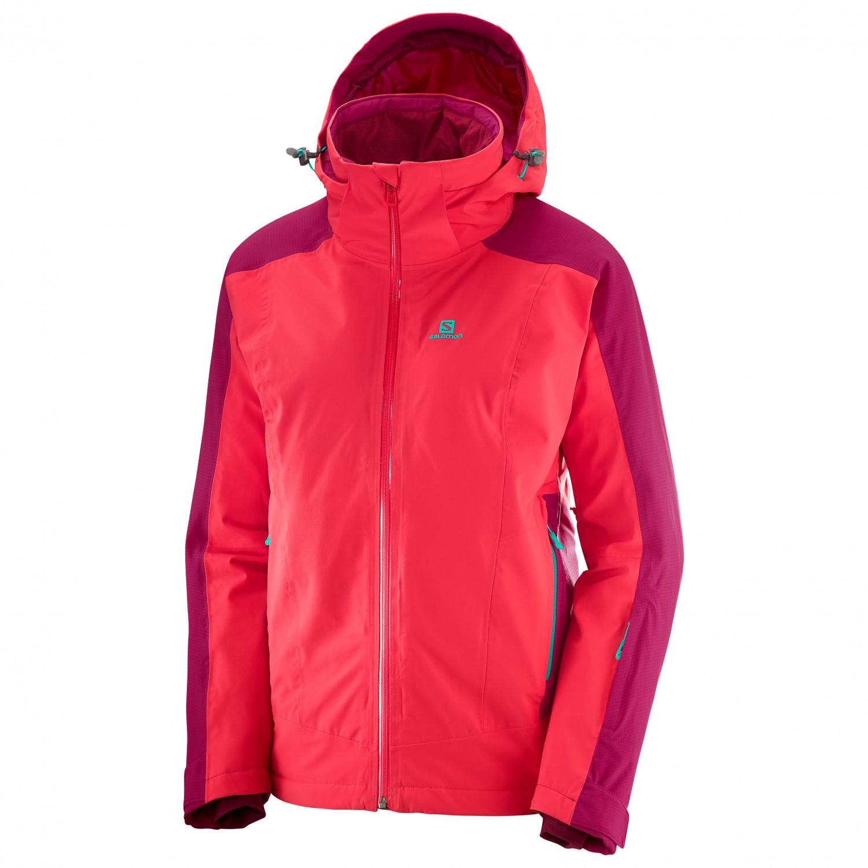 Damen Kaufen Jacket Online Skijacke Salomon Brilliant A34q5RjL