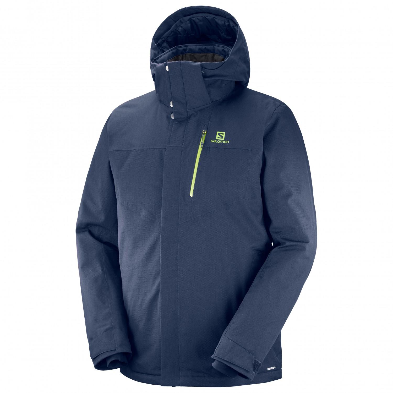 Jacket Fantasy Porto Giacca franco invernale Salomon Uomo TR1Pq