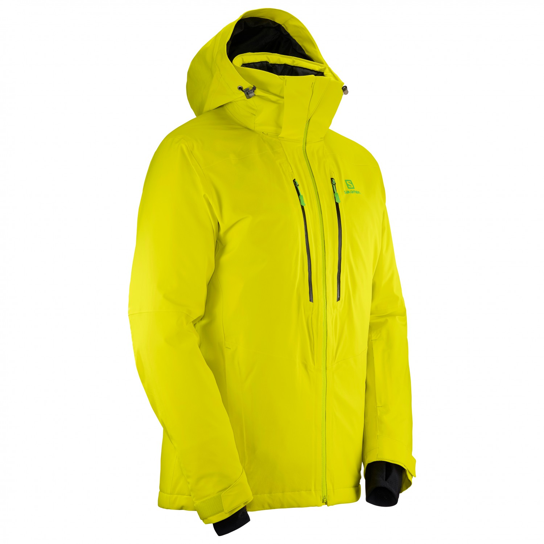 03f41da2c14 Salomon Icefrost Jacket - Skijack Heren online kopen   Bergfreunde.nl