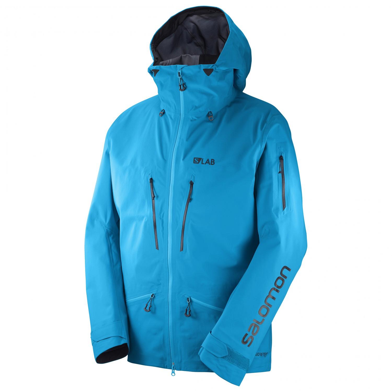 Gtx Qst Veste Jacket Ski Salomon Slab Livraison De Homme aqETPIw5