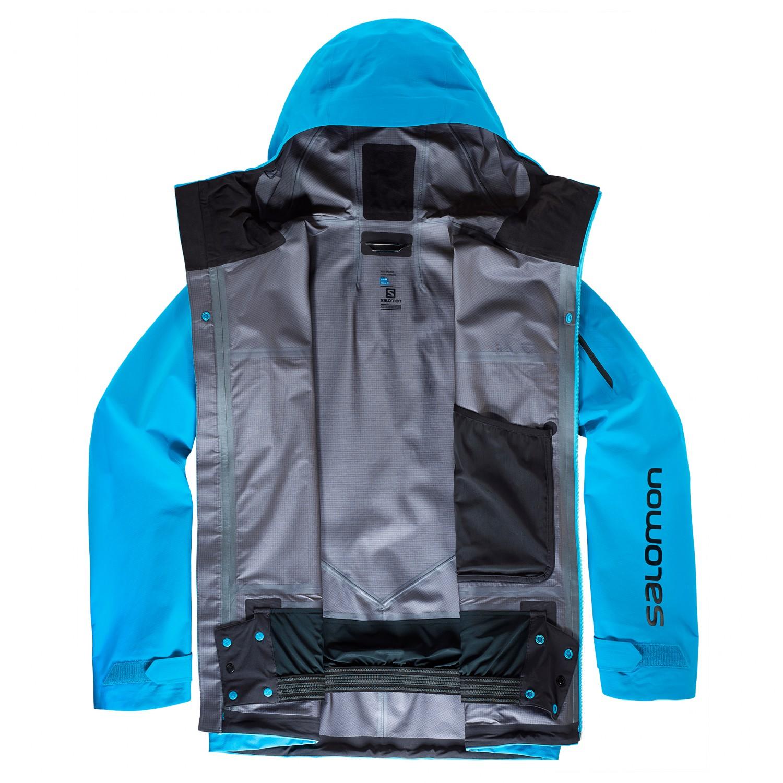 sale retailer 3f792 8e4d0 Salomon S/Lab QST GTX Jacket - Ski Jacket Men's   Buy online ...