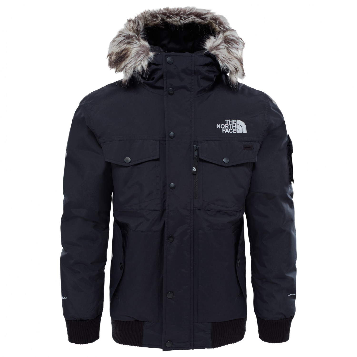huge discount 3c43d 1f36c The North Face - Gotham Jacket - Winterjacke - British Khaki | S