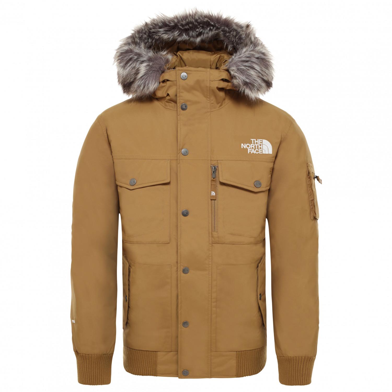 Gotham North Winterjacke The Vintage Face Jacket WhiteXs cj54A3LqR
