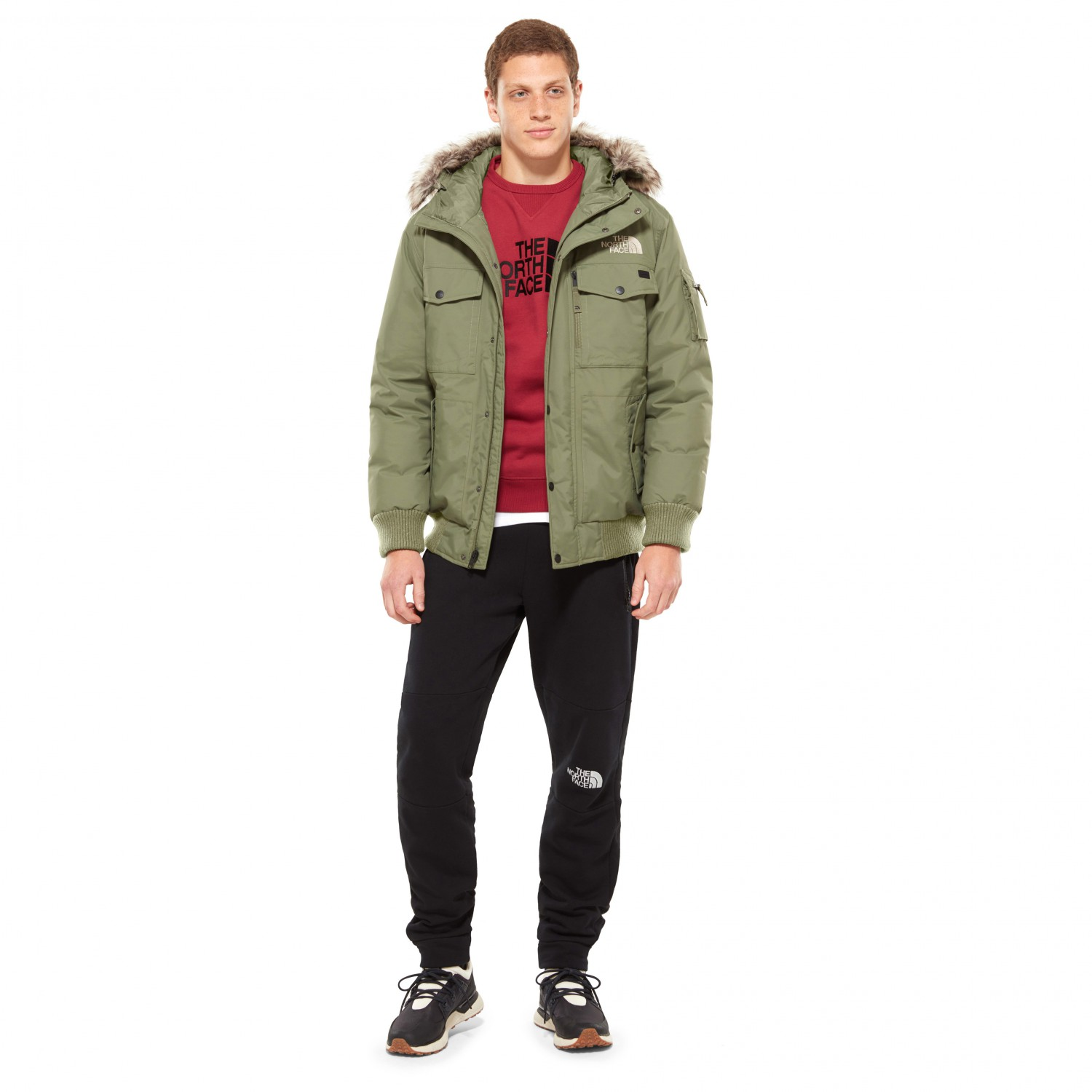 Face North Porto Gotham The Giacca invernale franco Jacket Uomo P7qSqwx5Tf 69a2d992b521