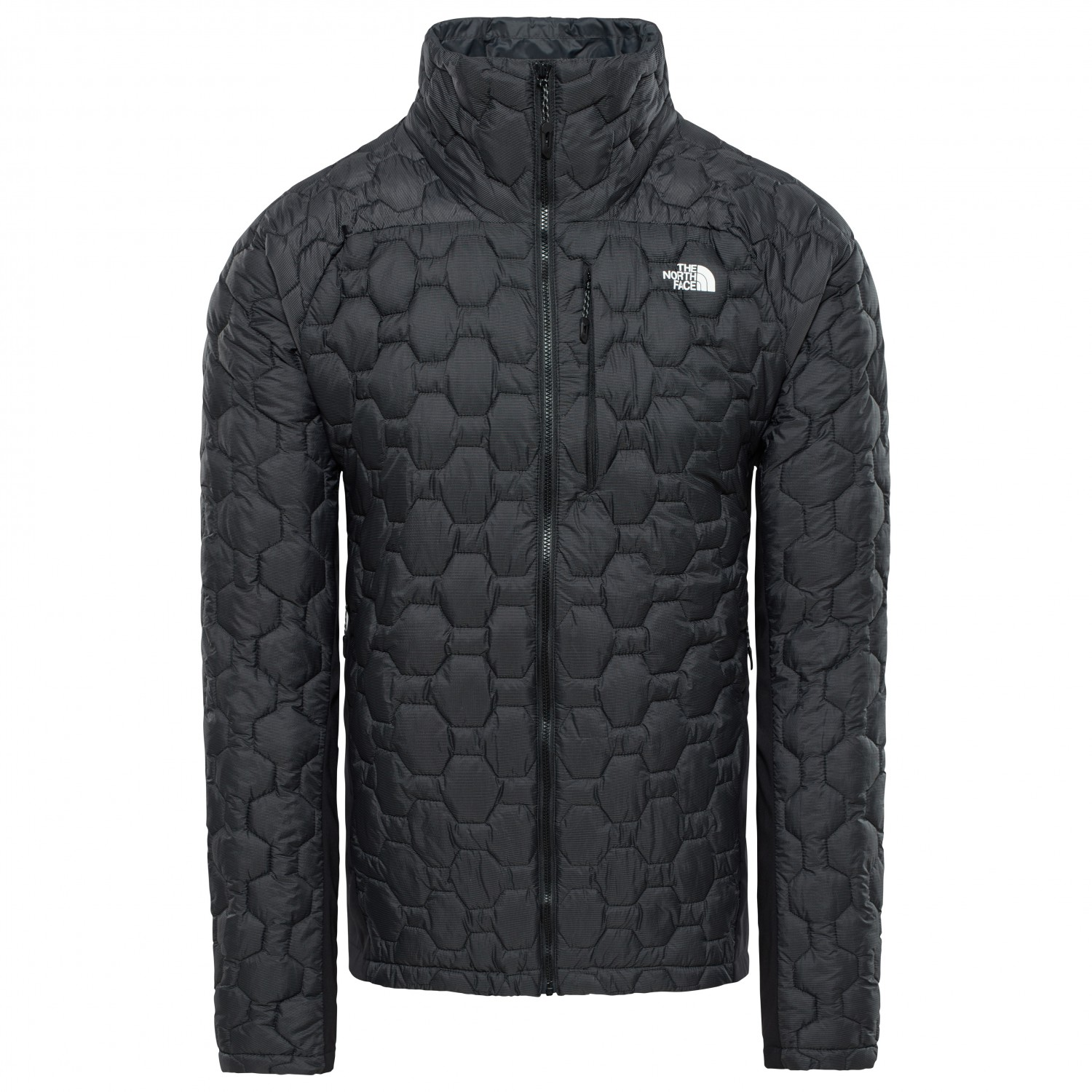 4ba8ba087 The North Face - Impendor ThermoBall Hybrid Jacket - Synthetic jacket - TNF  Black / TNF Black | XL