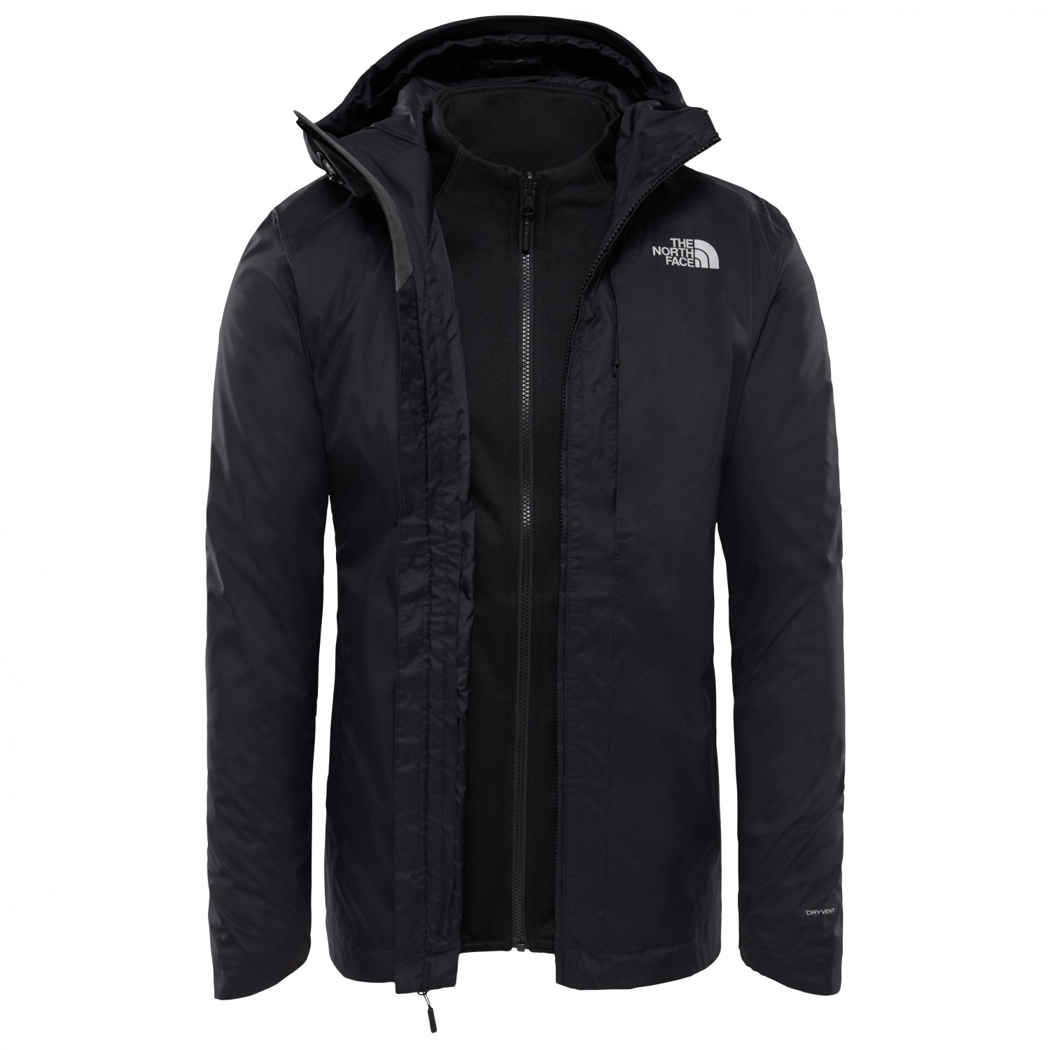 803257af0f6 ... The North Face - Pamiri Triclimate - 3-in-1 jacket ...