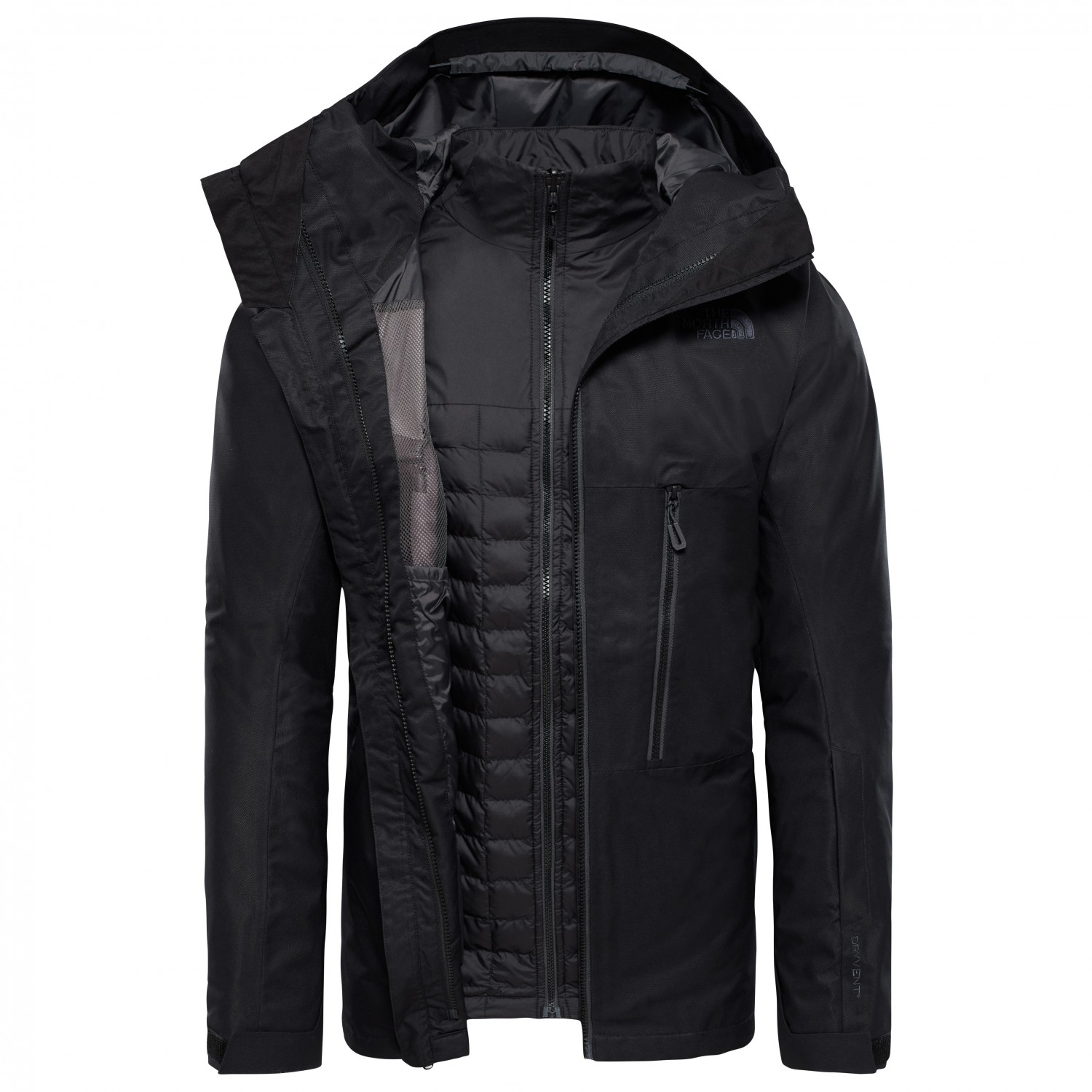 1d0560924 The North Face - ThrmoBall Snow Triclimate Jacket - 3-in-1 jacket