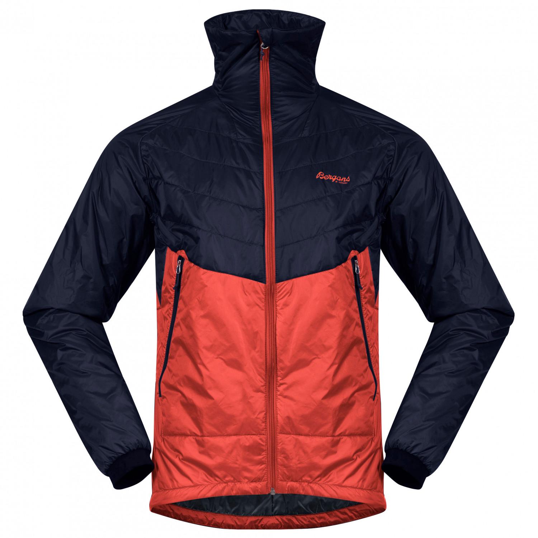 Bergans Slingsby Insulated Jacket Syntetjacka Dark Navy | S