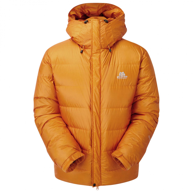 Mountain Equipment Gasherbrum Jacket Daunenjacke Marmalade | S