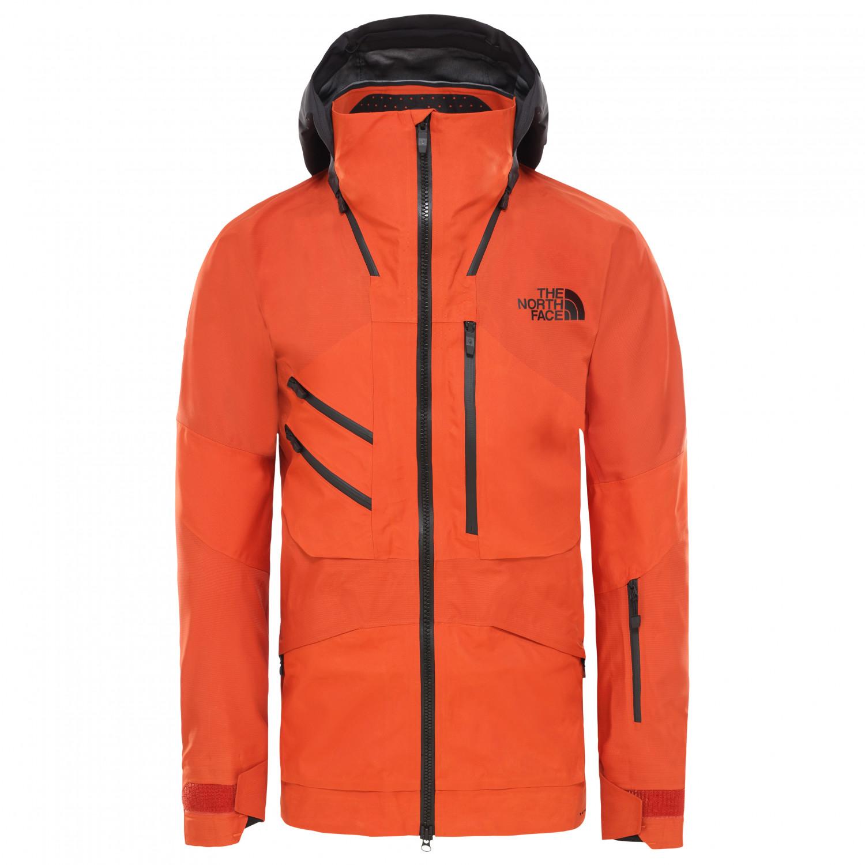 The North Face Brigandine Jacket Skijacke Chlorophyll Green Fuse Weathered Black Fuse | M