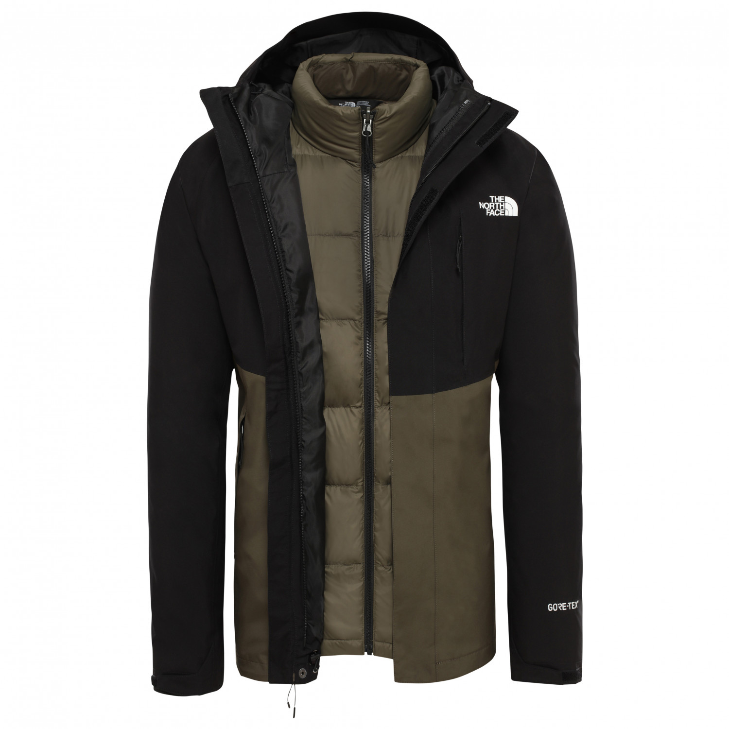 purchase cheap faa56 8ca1f The North Face - Mountain Light Triclimate - Doppeljacke - Urban Navy | S