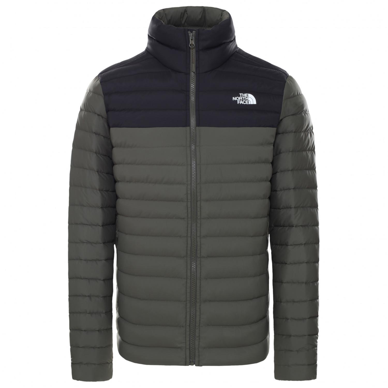 The North Face Stretch Down Jacket Daunenjacke TNF Black | S