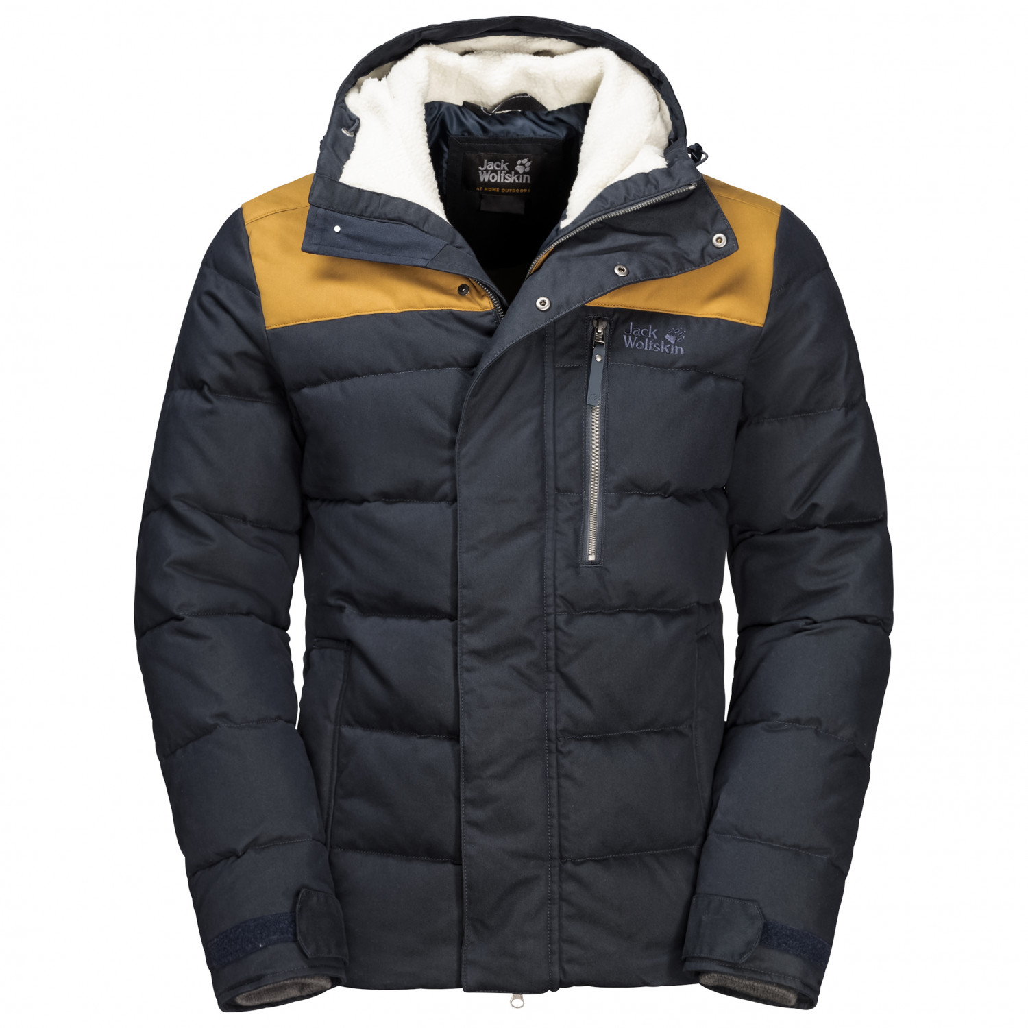 Down Night Wolfskin Jack Jacket BlueL Lakota W2HIY9ED