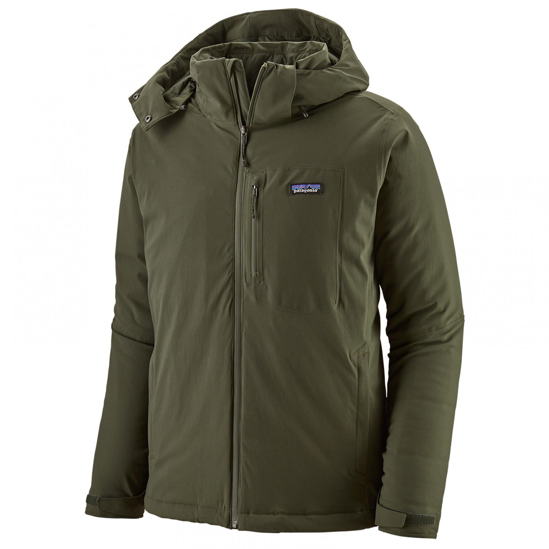 Patagonia Insulated Quandary Jacket Winterjacke Black | L