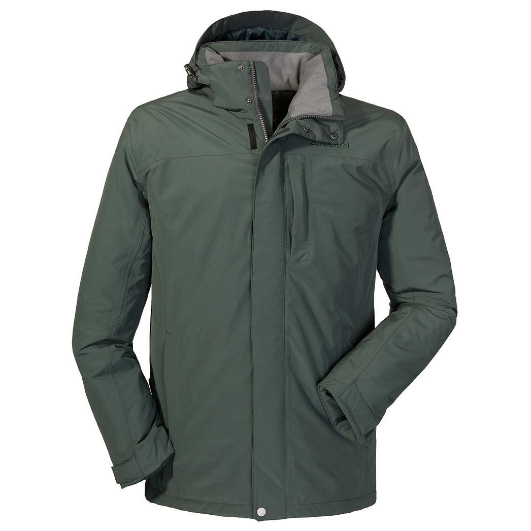 pretty nice 70416 42eca Schöffel - Insulated Jacket Belfast 2 - Giacca invernale - Black   46 (EU)