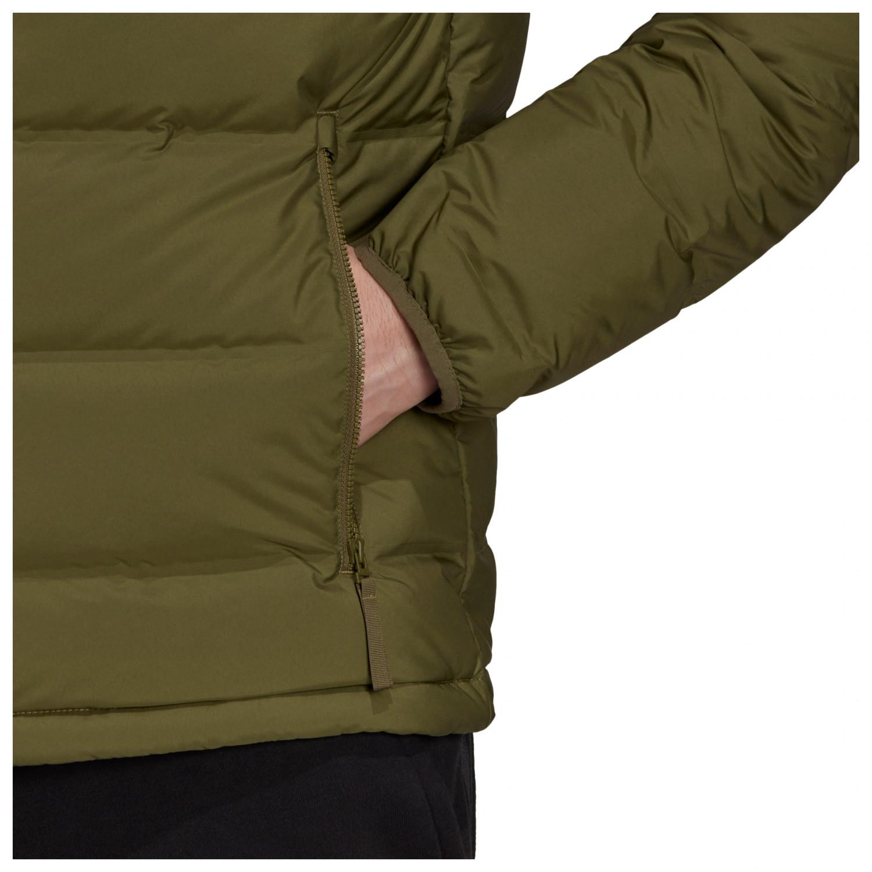 Daunenjacke Hooded LegearXl Adidas Jacket Helionic dBeCxo