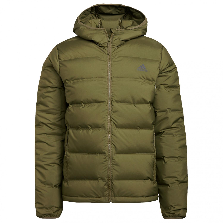 adidas Helionic Hooded Jacket Daunenjacke