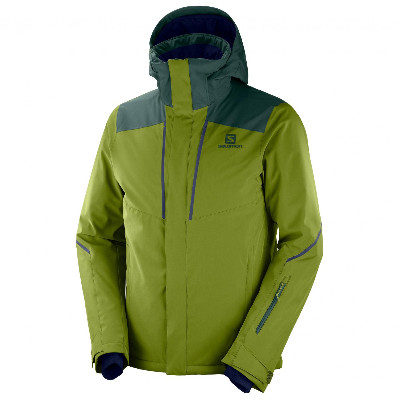 W Stormseason Jacket – Dame Ski og Vinterjakke fra Salomon