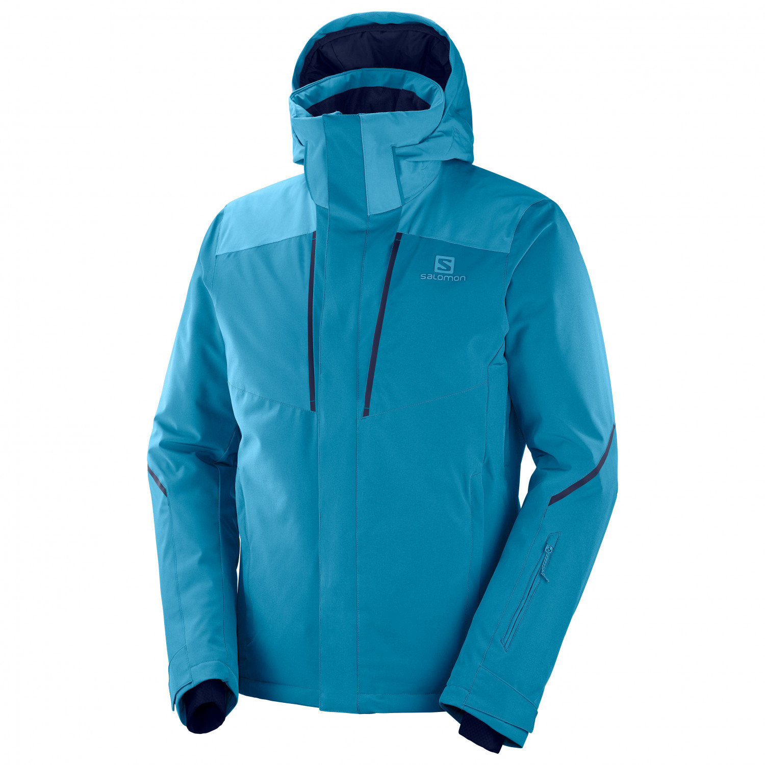 Salomon icerocket Jacket Mens Ski Jacket Winter Jacket Snowboard Jacket New | eBay
