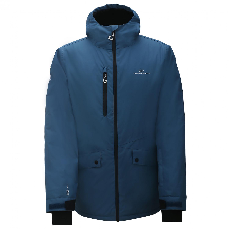 2117 of Sweden Padded Ski Jacket Elsabo Giacca da sci Deep Blue | M
