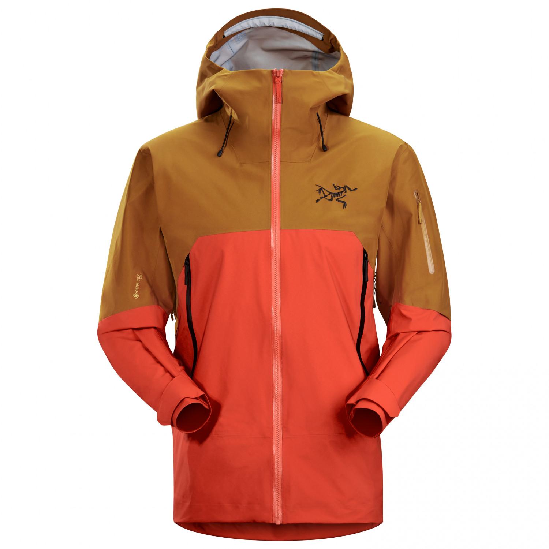 Arc'teryx Rush Jacket Skijacke Phoenix | S
