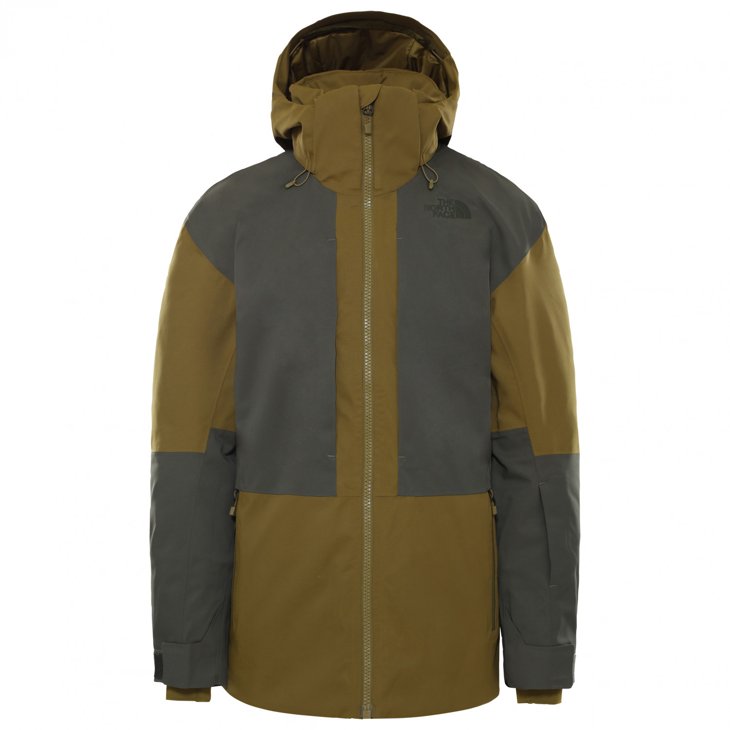 The North Face Chakal Jacket Skijacke Fir Green New Taupe Green | S