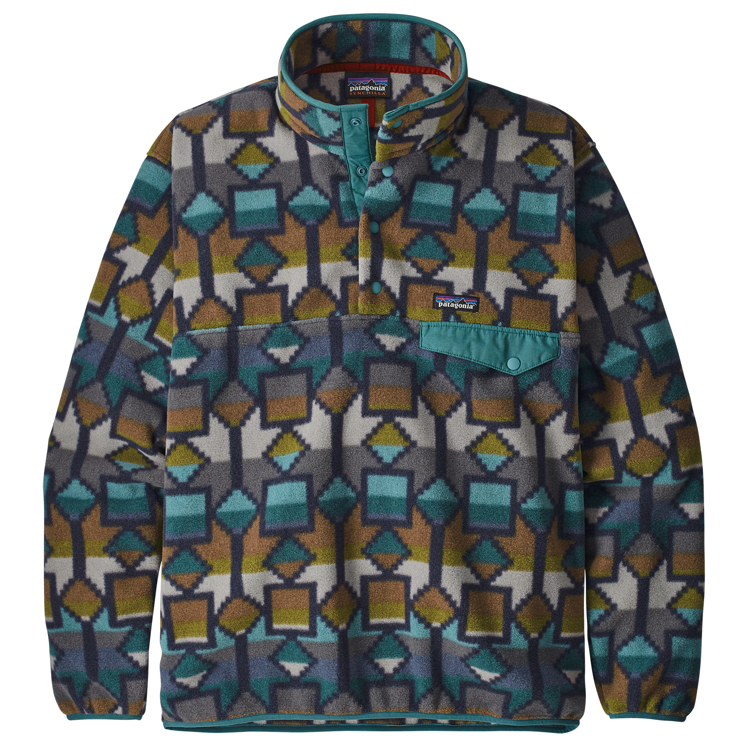 finest selection d799e 9b61c Patagonia Lightweight Synchilla Snap-T Pullover - Fleece ...