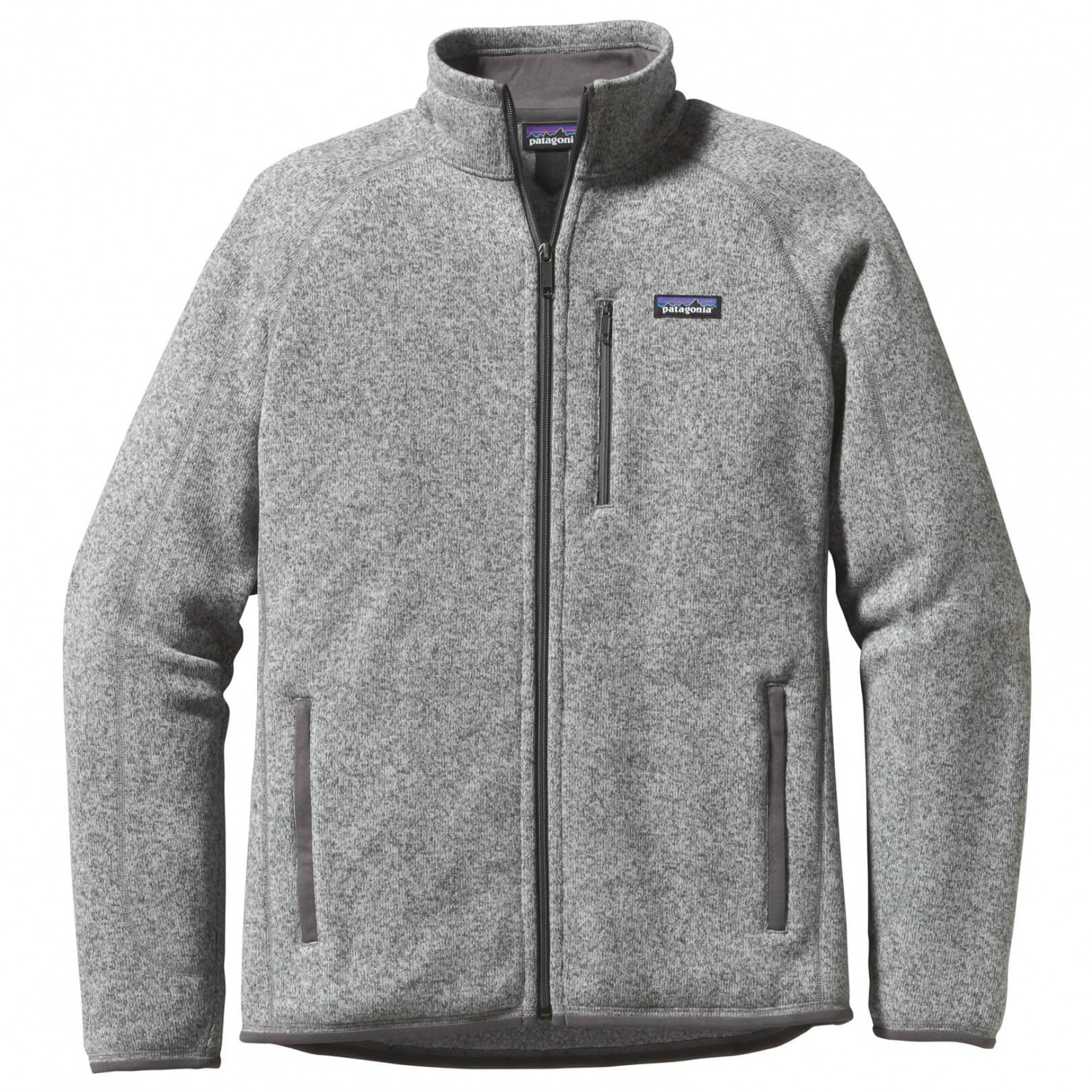 detailed look e0de1 a6ec0 Patagonia - Better Sweater Jacket - Fleece jacket - Black | S