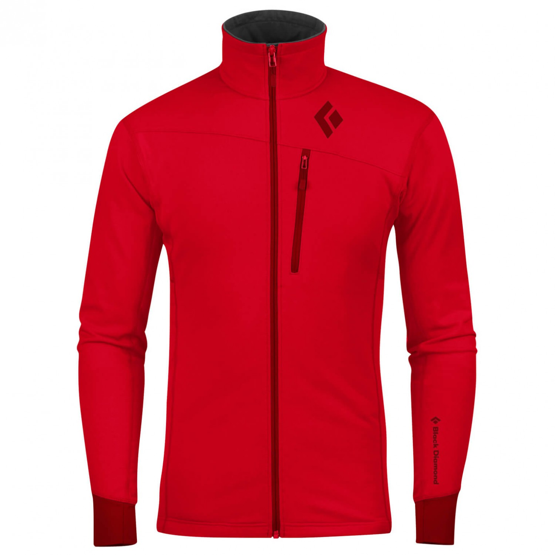 Black Diamond Coefficient Jacket Fleece Jacket Men S
