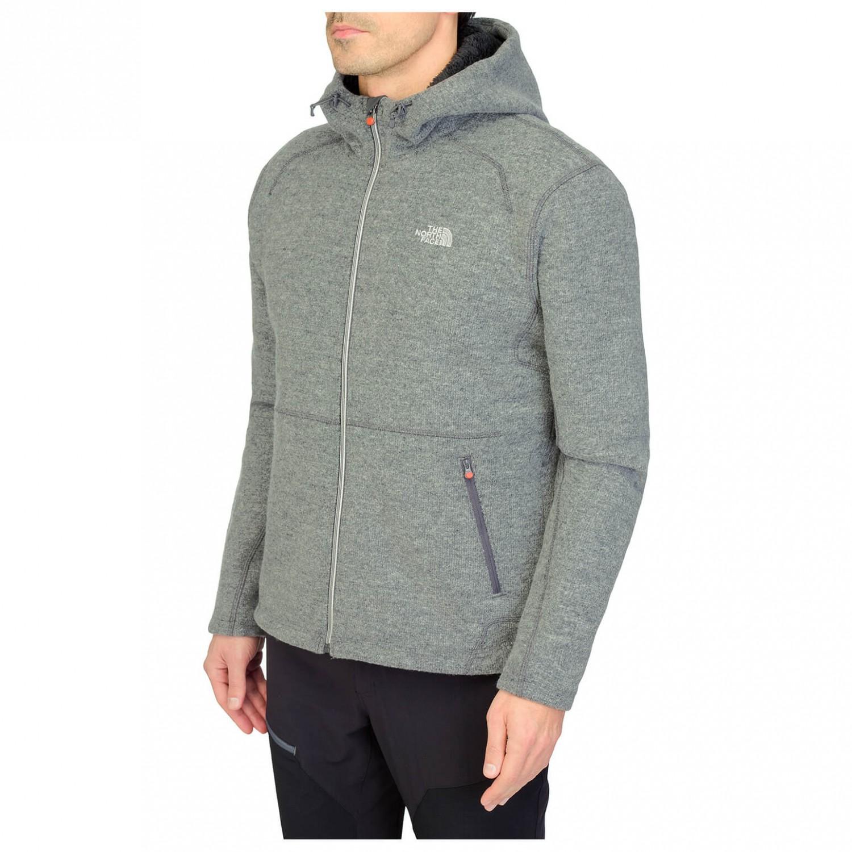The North Face Zermatt Full Zip Hoodie Fleece jacket