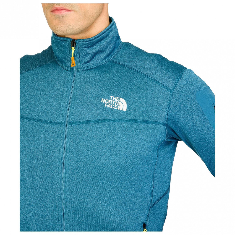north face fleece full zip