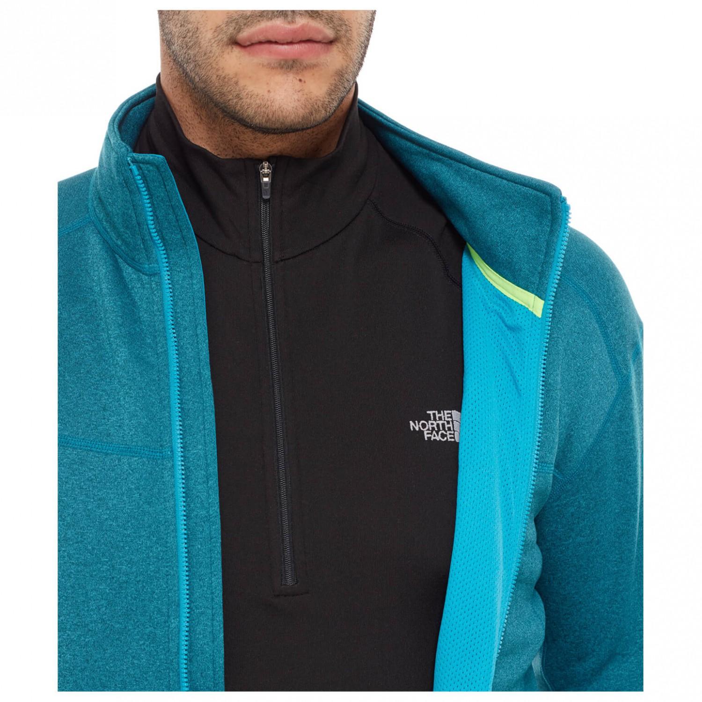 Hadoken Fleecejacke Jacket The Face Full Zip Online North Herren 76yYbfg