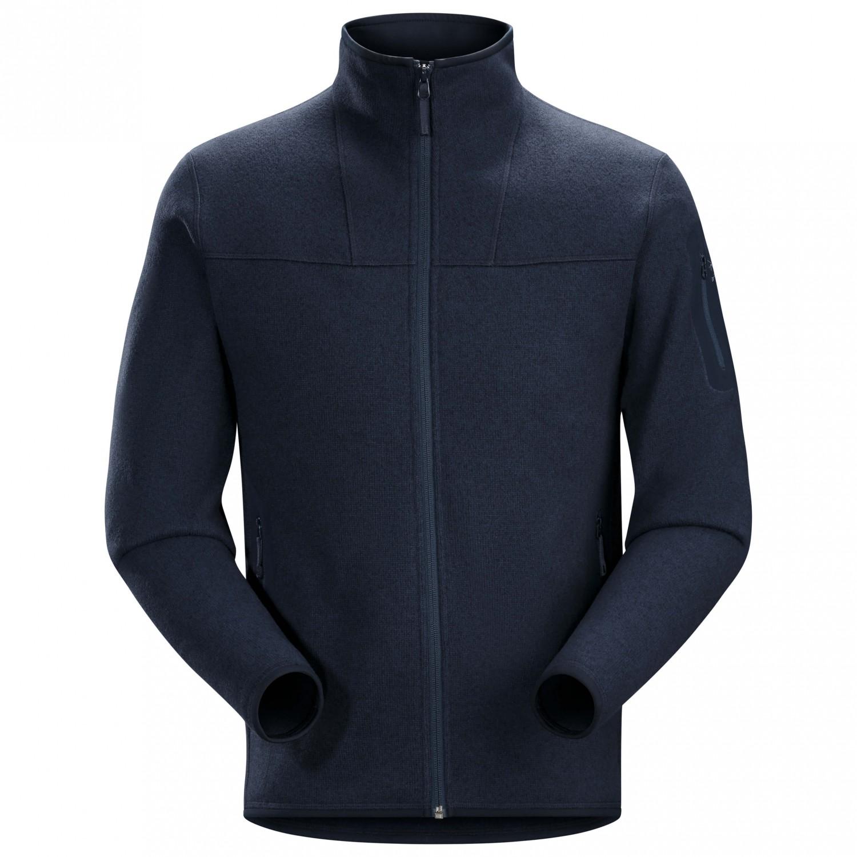 the latest fa65b 36e57 Arc'teryx - Covert Cardigan - Fleece jacket - Black Heather | XL